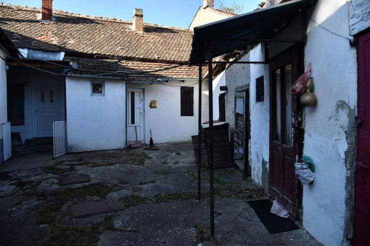 Kuća u kojoj se zločin dogodio
