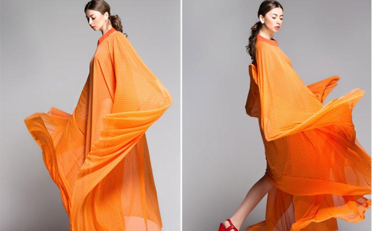 Narandžaste nijanse pristaju brinjetama i plavušama