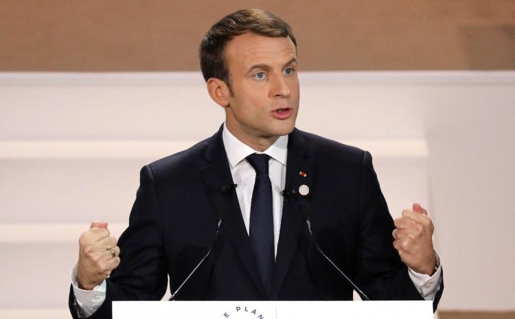 Emanuel Makron (Emmanuel Macron)