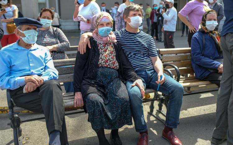 Ukupan broj zaraženih od početka pandemije dosegao je više od 4,97 miliona