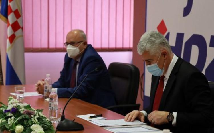 Hrvatski narodni sabor neće odustati od zahtjeva