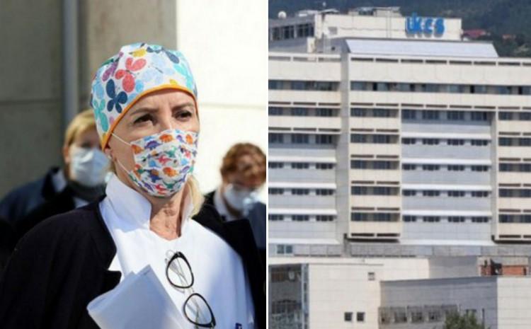 Sebija Izetbegović tvrdi da na KCUS-u ima dovoljno anesteziologa