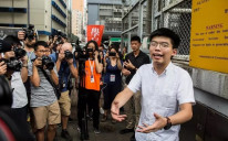 United States Secretary of State Antony Blinken called for the release on Friday, May 7, 2021, of four Hong Kong democracy activists who were jailed for taking part in a Tiananmen vigil