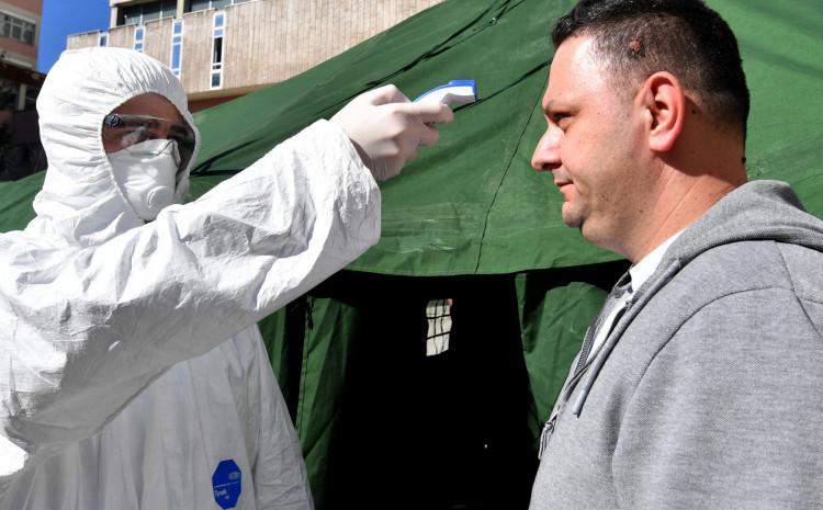 Od početka pandemije testirane 394 osobe
