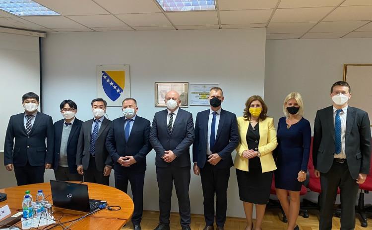 Današnja ceremonija Projekta modernizacije carinske administracije u BiH