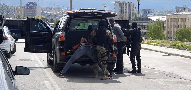 Kod jednog od uhapšenih u akciji sarajevske policije pronađeni pištolj i municija