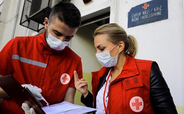 Crveni križ Federacije BiH u strukturi ima oko 2.500 volontera