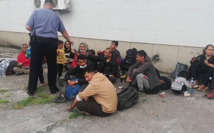 Migranti u Goraždu