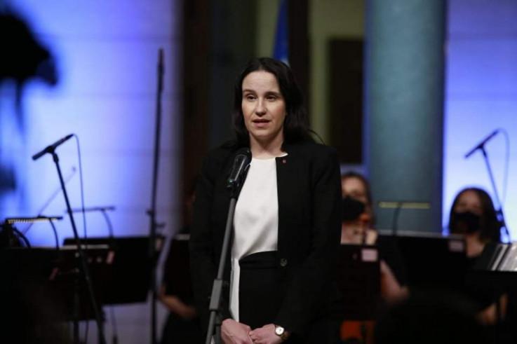 Gradonačelnica Sarajeva Benjamina Karić