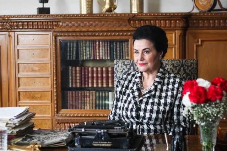 Snežana Savić kao Jovanka Broz