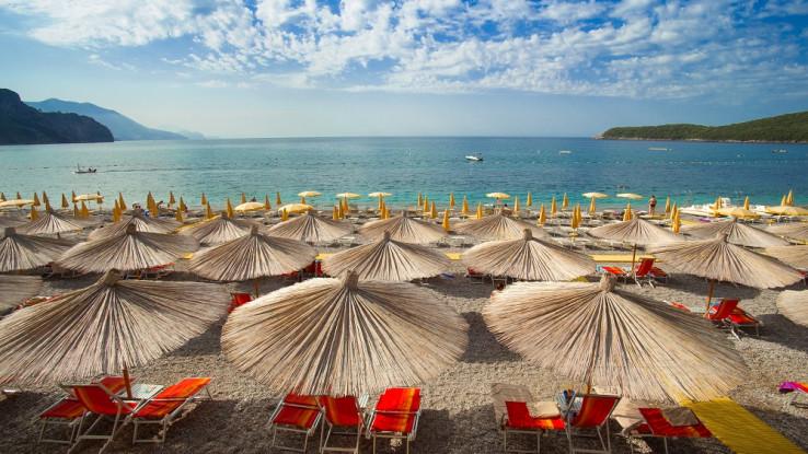 Plaža Jaz važi za mali komad raja
