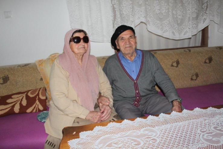 Zineta i Hamdo Buljina: U braku od 1960.