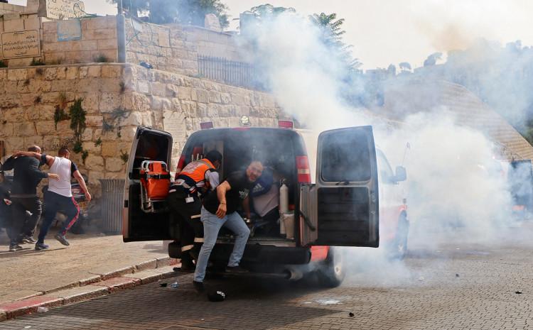 Napad izraelskih snaga