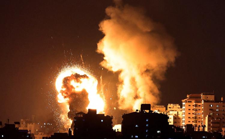 Izraelci granatiraju Gazu