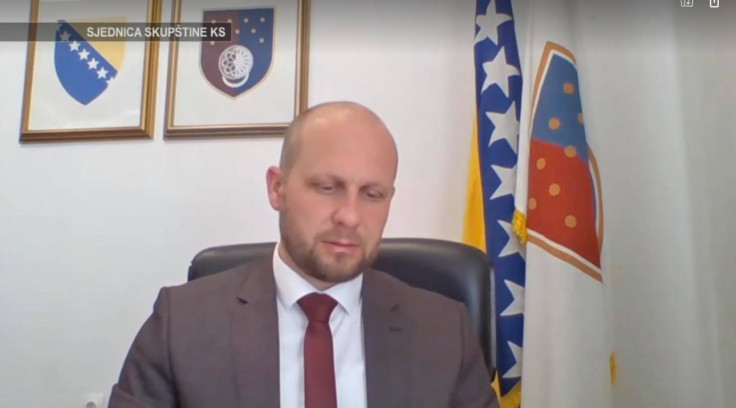 Predsjedavajući Skupštine KS Okerić