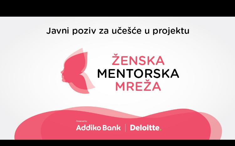 Ženska mentorska mreža: Nova znanja i vještine za 50 mladih žena na početku karijere