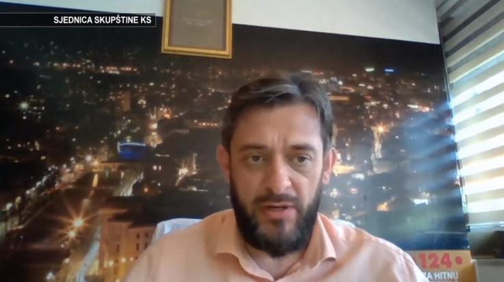 Adem Zalihić, direktor Zavoda za hitnu medicinsku pomoć