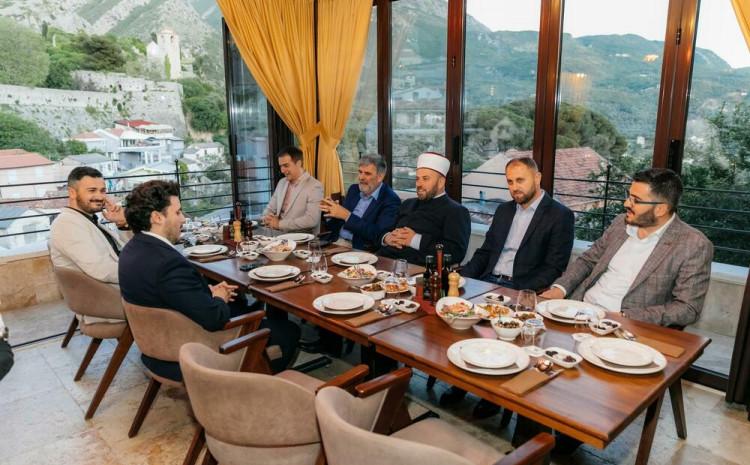 Abazović priredio iftar