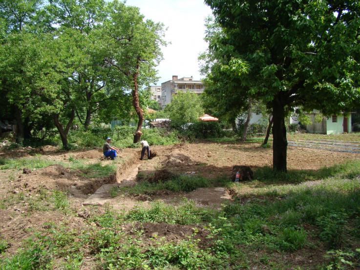 Tokom arheoloških istraživanja otkriveni temelji