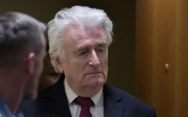 Karadžić: Odbrana iznijela sumnje da u britanskom zatvoru neće biti siguran