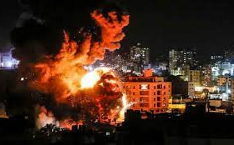 Gradovi trpe stravična razaranja