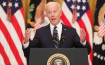 "US President Biden: Israel ""has a right to defend itself when you have thousands of rockets flying into your territory"""