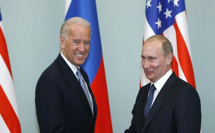 Bajden i Putin: Dugoočekivani susret