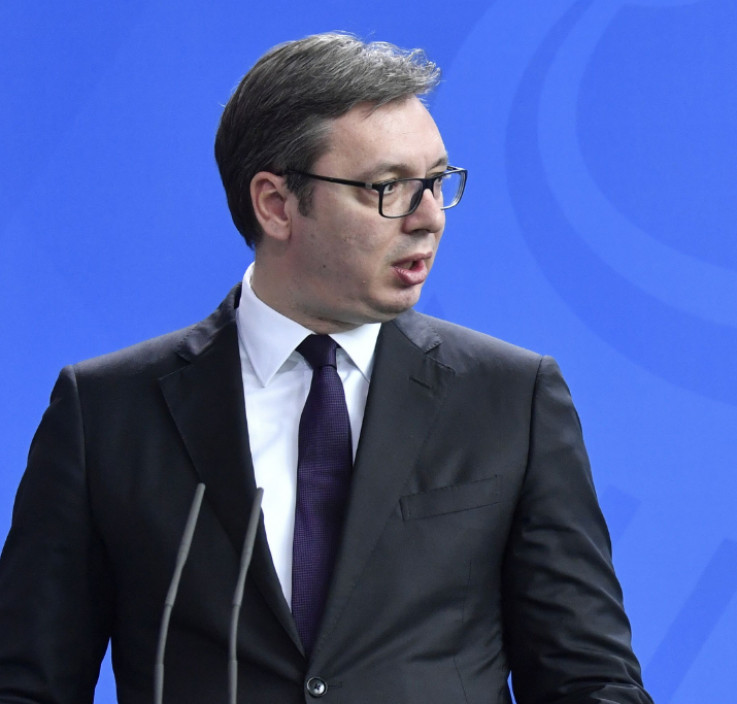 Vučić: U pitanju su obavještajni podaci iz oficijelnih izvora