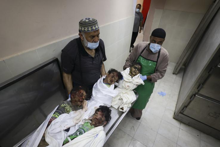Ministarstvo zdravstva Palestine u Gazi: U napadima ubijeno 31 dijete