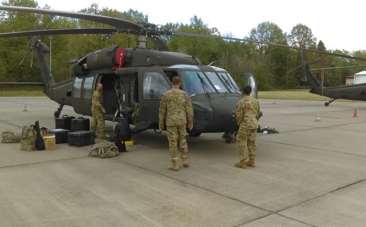 Američki vojnici danas stižu