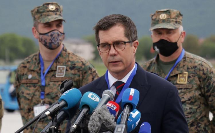 Američki ambasador u BiH Erik Nelson