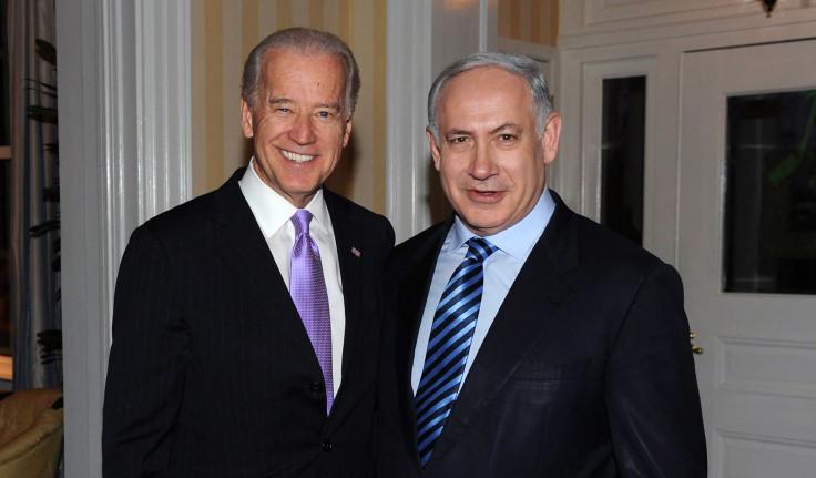 Džo Bajden i Benjamin Netanjahu prilikom jednog od ranijih susreta