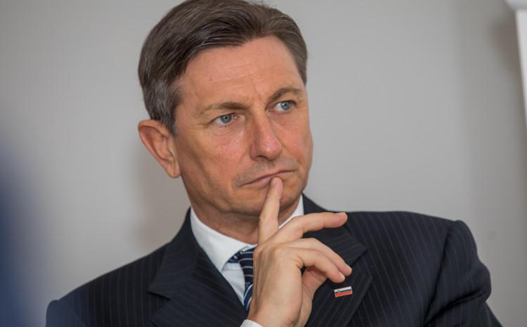 Pahor: EU mora podstaknuti proces proširenja