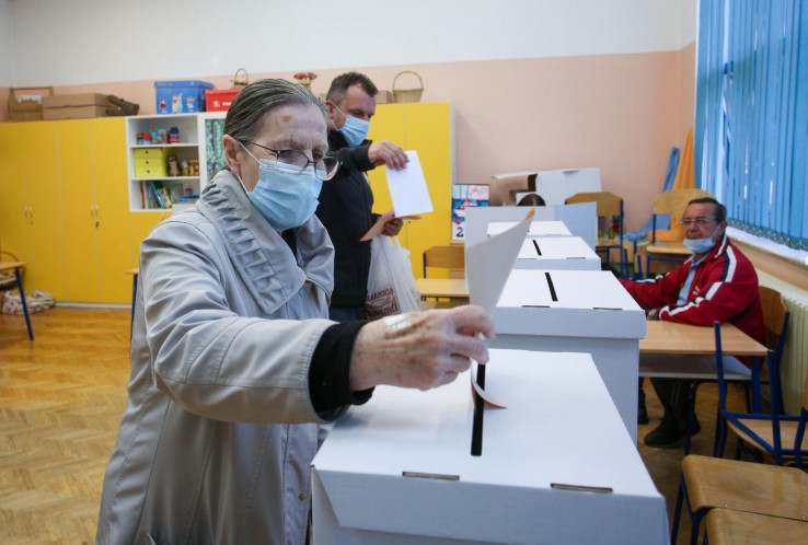 Do 11.30 u Hrvatskoj je glasalo 15.47 posto birača
