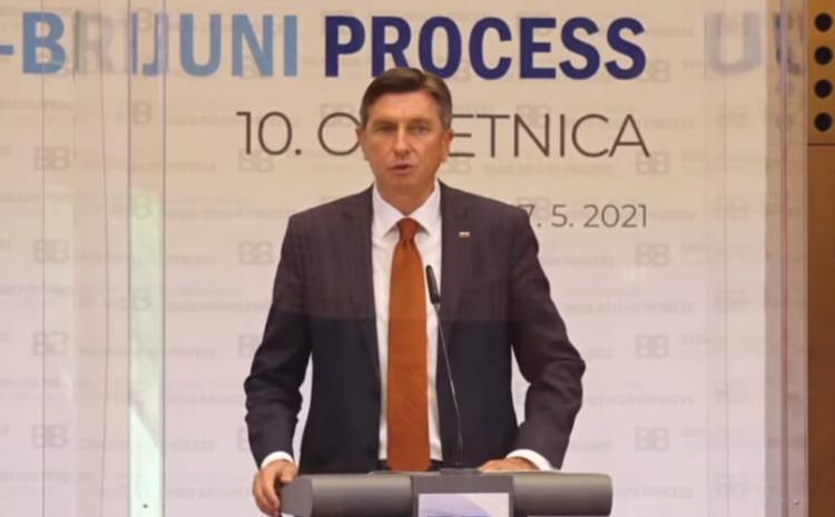 Predsjednik Slovenije Borut Pahor