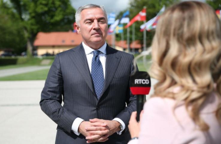 Đukanović: Evropska perspektiva regiona Zapadnog Balkana