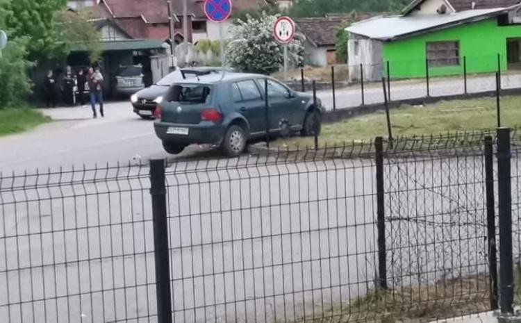 S mjesta nesreće