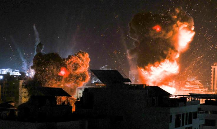 Nastavljeno granatiranje Gaze