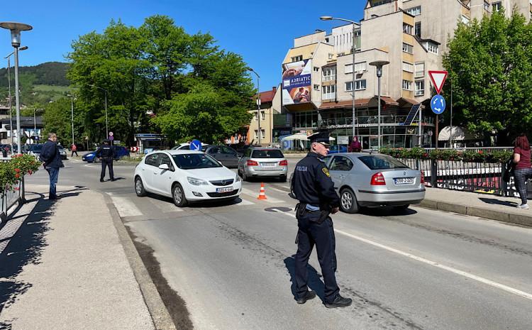 Policija je na licu mjesta i obavlja uvidaj