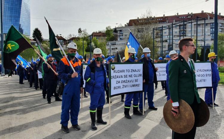 Hoće li rudari ponovo na ulice