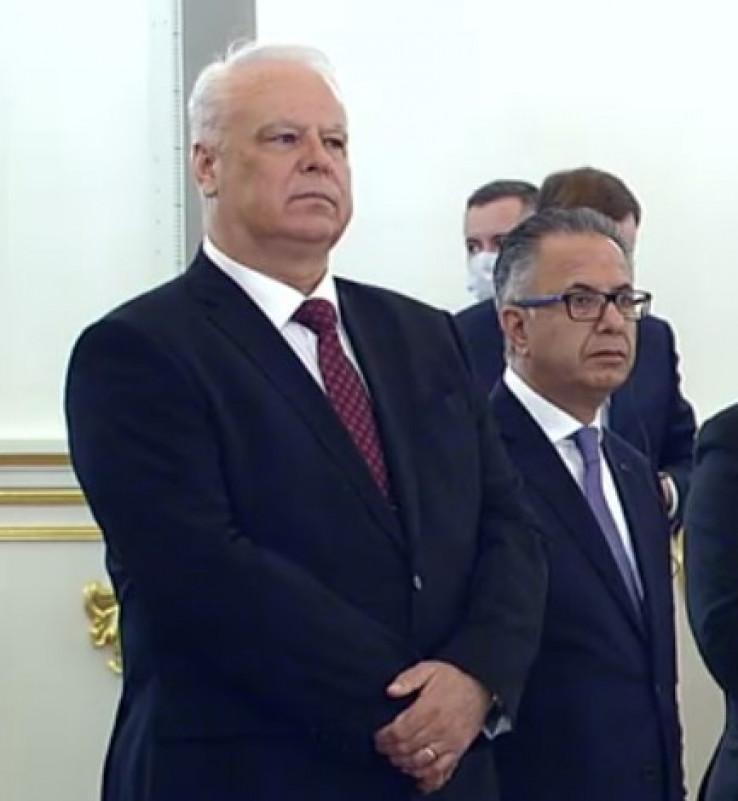 Ambasador BiH Željko Samardžija