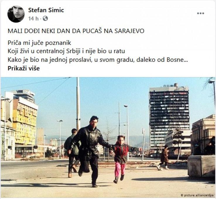 Simićev status
