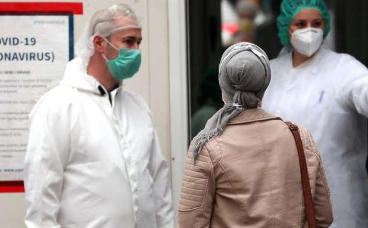Danas je u Brčko distriktu BiH registrovano 11 novih sluičajeva zaraze