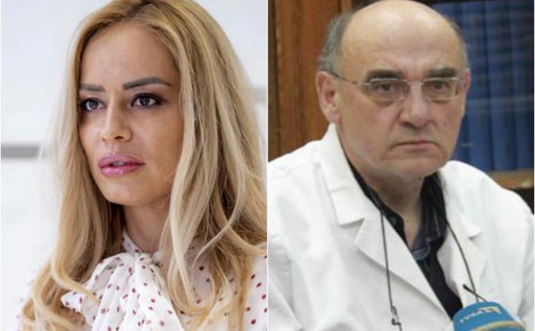 Dr. Jurić: Ovisni o  donacijama; Dr. Karamehić: Neozbiljno i  neodgovorno