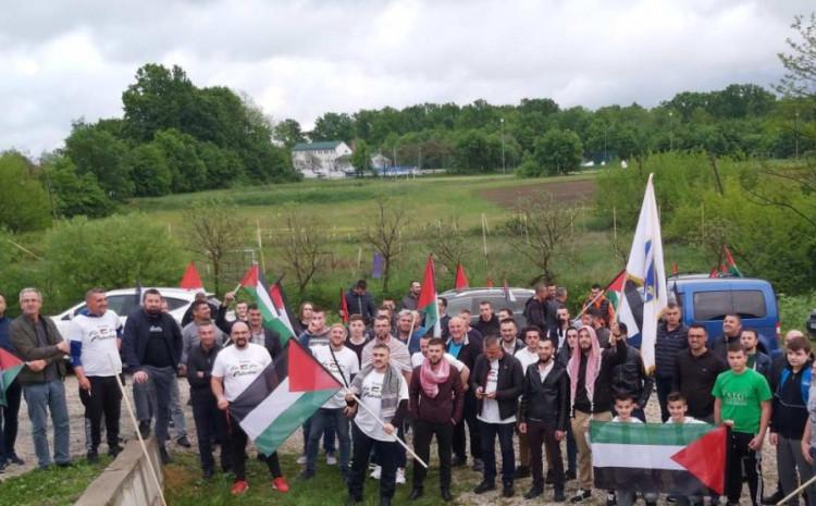 Podrška narodu Palestine
