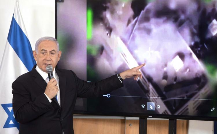 Netanjahu: Hamas se više ne može sakriti