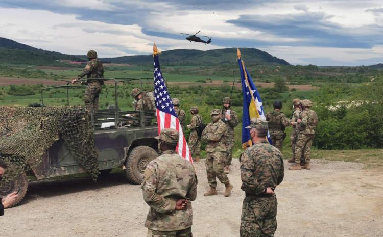 Na Manjači velika vojna vježba američke vojske i oružanih snaga BiH 873x400