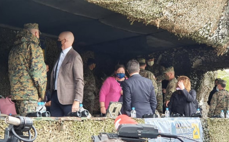 Manjača danas: Predsjedavajući Predsjedništva BiH nije došao