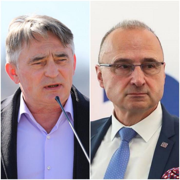 Komšić: Radmanov pokušaj veličanja kvislinške vojske sa Blajburga u Stocu je jadan i očajan W873