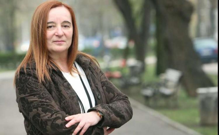 Topić: Analitičarka na meti Dodika
